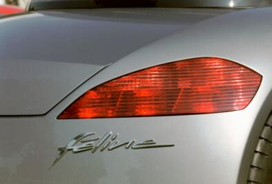 Peugeot 607 Feline (2000)