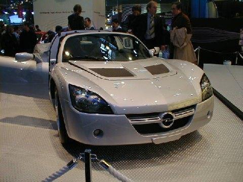 Opel Speedster Avant